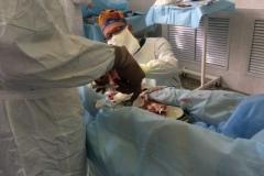 Операции в отделении гнойной хирургии